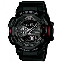 Relógio Casio Ga-400-1bdr G-shock Militar Sport - Refinado
