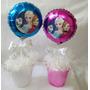 10 Arranjos De Mesa Com Balão Metalizado E Personalizado