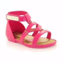 Sandalia Infantil Feminina Grendene Barbie Baby