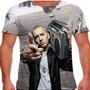 Camiseta Rap Internacional Eminem Masculina