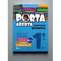 Matemática - 1.o Ano - Porta Aberta - Centurión - La Scala -
