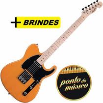 Guitarra Tagima Memphis Mg52 Telescaster L O J A