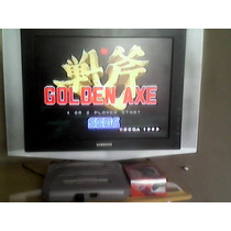 Novo Mega Drive 3 Tectoy Completo Com 71 Jogos + Brinde!