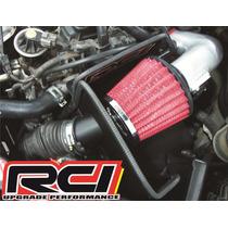 Kit Filtro De Ar Intake Rci New Civic 1.8 16v 2007/2011 Jdm
