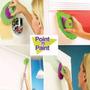Kit De Pintura Point N Paint Pronta Entrega No Brasil