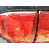 Lanterna Trazeira Direito Escort Zetec (só Parte Da Tampa)