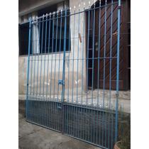 Portão De Ferro 2,60altx4,70largura
