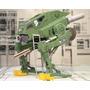 Brinquedo De Papel - Gun Walker Para Imprimir E Montar