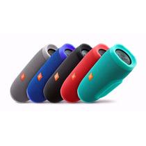 Jbl Charge 3 Bluetooth Caixa De Som Portátil + Brinde