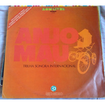 Lp Novela Anjo Mau Internacional 1976