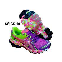 Tenis Asics Gel Sendai Feminino Caminhada Academia Fitness