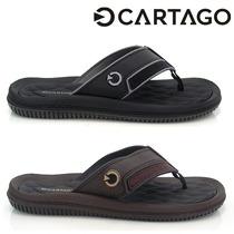 Sandália Masculina Cartago 10911 N11