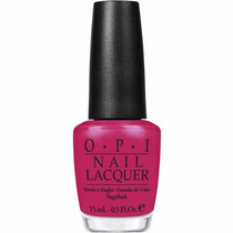 Opi Too Hot Pink To Hold Em - Esmalte 15ml