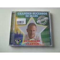 Guilherme Arantes - Cd Grandes Sucessos Do Brasil - Lacrado!