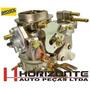 Carburador Monza 1.8 Simples Solex Brosol H35 À Àlcool Novo