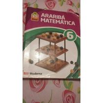 Projeto Arariba Matemática 6a Ano 3a Edição Ano 2010