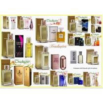 Perfumes Importados Traduções Gold Hinode E Cosméticos