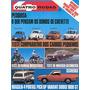 4r.172 Nov74 Rs125 Chevette Fusca Maverick Brasilia Mb450