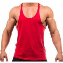 Camiseta Regata Cavada Lisa P/ Musculação Melhor Preço