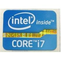 Adesivo Original Intel Core I7