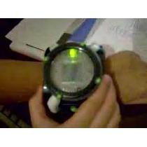 Relógio Ben 10 Onmiverse / Digita , Hora E Data Certa
