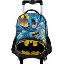 Batman Bat Symbol - Mochilete 16 - G - 5390 Xeryus
