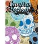Livro Sketchbook Desenho Tatoo Tatuagem Caveiras Mexicanas