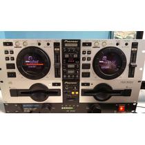 Pioneer Cmx 5000 Cdj Dj Cd Player Twin Deck