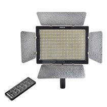 Kit Led Iluminador Yn 600 + Fonte Yongnuo, 300 160 Cn