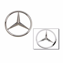 Emblema Mercedes Benz Porta Malas Classes Clk E C S Cls