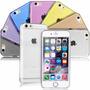 Capa Case Ultra Slim Super Fina 0,6mm Apple Iphone 6s  Top!