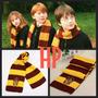 Cachecol Harry Potter Importado A Pronta Entrega