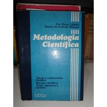 Livro Metodologia Cientifica Eva Maria Lakatos - 1986