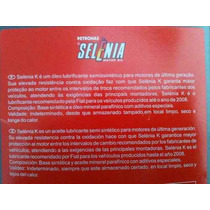 82582 - Oleo De Motor 15w40 Selenia 82582 Semi Sintetico