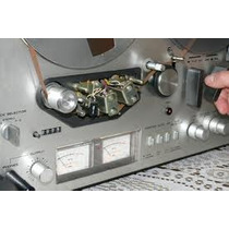 Esquemas Para Reparos - Akai Gx-4000d- Gravador Tape De Rolo