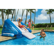 Escorregador Inflável Intex Water Slide