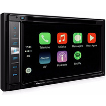 Dvd Player Multimídia Pioneer Gps Tv Avic 2din Bluetooth 6.2