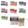 Caneca Frases Divertidas Engraçadas Com Humor Para Café Chá