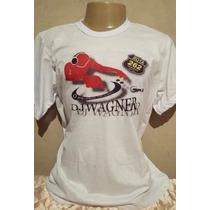 Camiseta Dj Wagner Rota 262 Com Frase