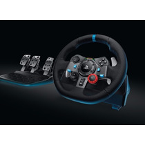 Volante Logitech G29 Driving Force Ps4/ps3/pc
