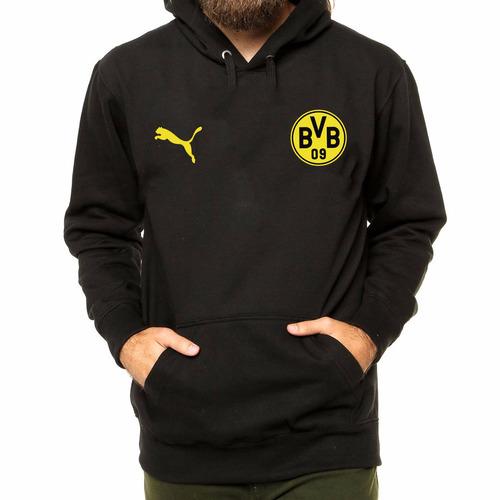 Blusa Moletom Borussia Dortmund Liga Time Futebol Promoção ed6b8a398e960
