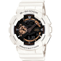 Relógio Casio G-shock Ga 110rg 7a Wr200 H.mundial 5 Alarmes