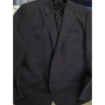 Paleto/blazer Fazzolin Uomo Cor Chumbo 52m-ótimo Estado