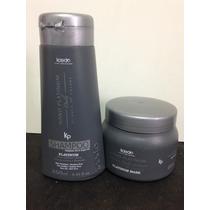 Kit Shampoo / Mascara Platinum 250ml