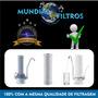 Refil Para Filtro De Água Purificador Hoken Single