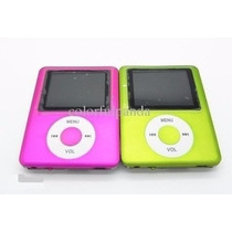 Mp4 Mp3 Fm Wma, Wav. Suporta Micro Sd Tf 4gb 8gb 16gb