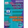 Apostila Guarda-civil Municipal - Prefeitura Teresina Piaui