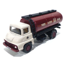 Caminhão Ford Thames Trader Tanker Gas 1/64 Vanguards Va9000