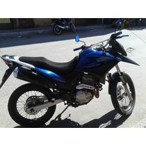 Honda Xre 2012, Azul Especial, Semi Nova - 2012