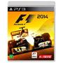Jogo Ps3 Formula F1 2014 Midia Fisica Lacrado Nota Fiscal